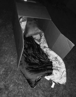 Sleeping In A Box To Change Community