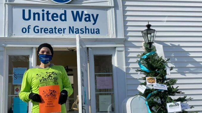 "United Way ""Blizzard Blast"" Racers And Donors Raise Over $24K For Local COVID Relief"
