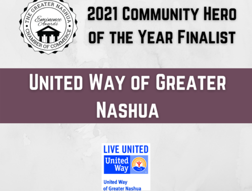 United Way Of Greater Nashua Wins Pair Of Local Awards